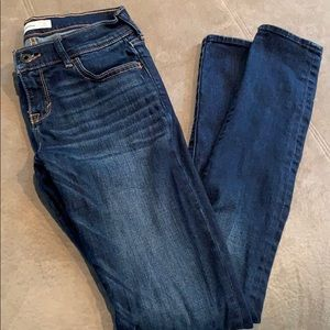 Abercrombie kids size 16 jeans, perfect condition